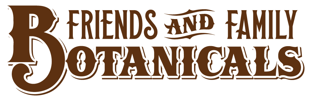 Friends & Family Botanicals Logo